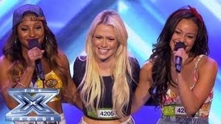 YES Is The Magic Word! - THE X FACTOR USA 2013