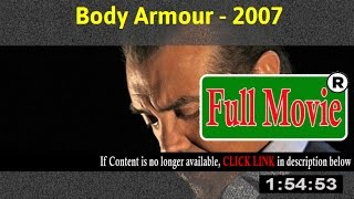 Watch: Body Armour Full Movie Online