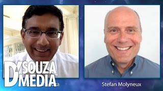 Stefan Molyneux: Dinesh D'Souza On What Hillary's America Would Look Like