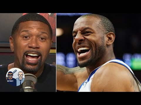 Jalen Rose is on the lookout for Andre Iguodala to the Lakers Jalen & Jacoby