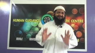 Aqeedah & Manhaj Of a Da'ee - Mufti Umar Sheriff Qasimi - Dawah Training Program Level 2 - Class 2a