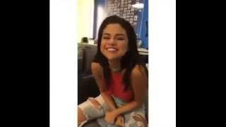 Selena Gomez (Snapchat Videos)