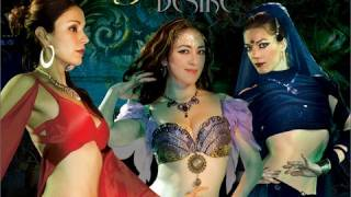 """FANTASY BELLYDANCE: DESIRE"" instant video / DVD : WorldDanceNewYork.com"