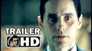 THE OUTSIDER Official Trailer (2018) Jared Leto Netflix Thriller Movie HD