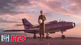 "CGI 3D Animated Short: ""Aviatrice""  - by The Aviatrice Team"