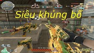[ Bình Luận CF ] M4A1-S Quan Vũ - Tiền Zombie v4