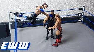 AJ Styles vs. Kevin Owens: WWE EWW, Aug. 20, 2017