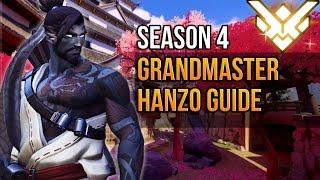 Overwatch Season 4 - Grandmaster Hanzo Guide