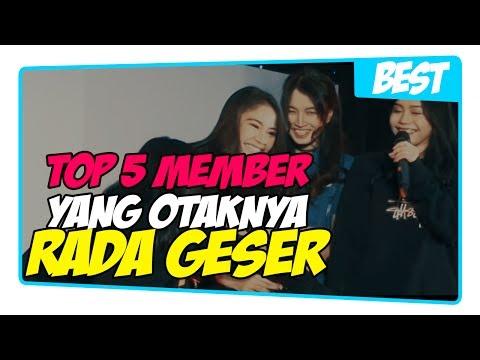 Top 5 Member JKT48 Yang Otaknya Rada Geser 2017