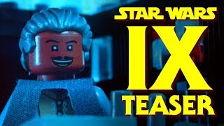 LEGO Star Wars: Episode IX Trailer (The Rise Of Skywalker)
