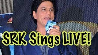 EXCLUSIVE: Shah Rukh Khan Sings Janam Janam LIVE!