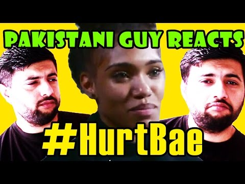 Xxx Mp4 Pakistani Guy Reacts To HurtBae This Video Broke My Heart 3gp Sex