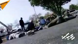 Iran: Gunmen Open Fire at Military Parade, Casualties Reported