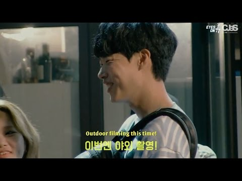 [ENG SUB] 류준열 Ryu Jun Yeol Lucky Romance BTS - Cute Drunk scene