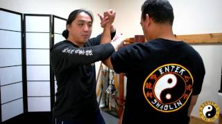 Kung Fu Training Tip | The Secret Of The Figure 4 Wrist Lock | Chin Na | Martial Arts