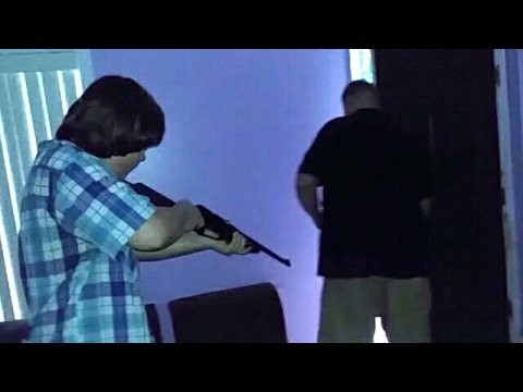 Xxx Mp4 DAD SHOT BY SON IN BUTT OVER XBOX 3gp Sex
