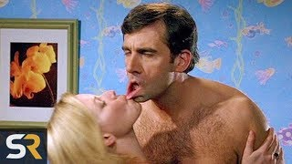 10 Movie Moments Where Actors Weren