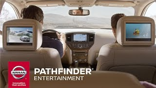 2017 Nissan Pathfinder | Entertainment System