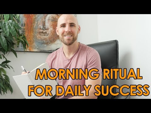 My Morning Ritual For Daily Success Motivation And Productivity Stefan James