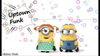 Mark Ronson - Uptown Funk ft. Bruno Mars [Minions Version]