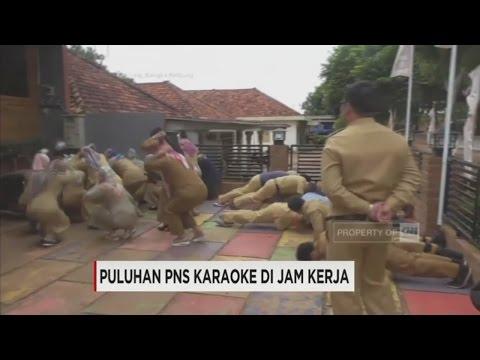 Xxx Mp4 Karaoke Di Jam Kerja Puluhan PNS Dihukum Push Up Squat Jump 3gp Sex