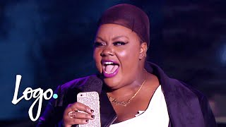 Nicole Byer Auditions for 'How To Get Away With Murder'   NewNowNext Awards