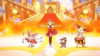 Serena Vs Aria Pokemon Master Class Showcase Results!