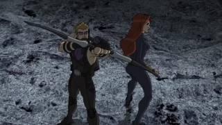 Avengers Infinity War: Thanos vs Avengers Fight Scene HD