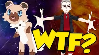 WTF POKEMON SUN AND MOON ANIMATIONS! THIS IS AMAZING ✔