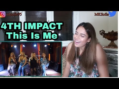 4TH IMPACT '' This Is me''REACTION