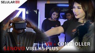 Lenovo Vibe K5 Plus VR + Controller