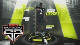 Former Miami TE David Njoku | Sport Science