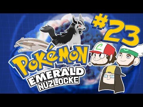 Pokemon Emerald NUZLOCKE Part 23 TFS Plays