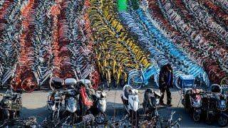 Bike sharing in China highlights hurdles of doing business