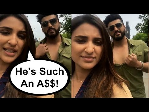 Xxx Mp4 Arjun Kapoor Parineeti Chopra TROLL Each Other On Instagram 3gp Sex