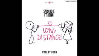 Sarkodie - Long Distance ft. Benji (Audio Slide)
