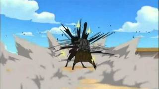 Luffy vs Oyabin Foxy Team.flv