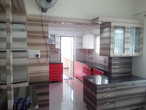 HSR Layout 3BHK Furnished Corner Apartment For Rent