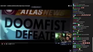 Timthetatman Reacts To Doomfist Origin Story