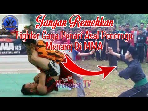 Sabung Silaturrahmi Pagar Nusa Ponorogo