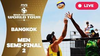 Bangkok - 2018 FIVB Beach Volleyball World Tour - Men Semi Final 2
