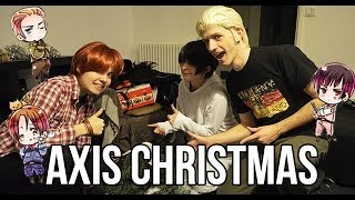 AXIS Christmas - Hetalia Live Cosplay