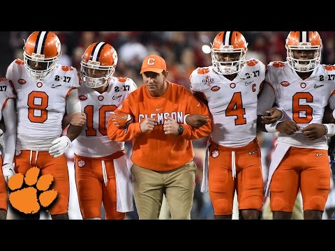 Clemson Football From A Chance To A Champion
