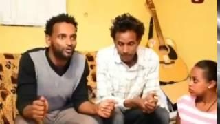 Very funny Ethiopian comedy drama አለም ዘጠኝ part 6 E