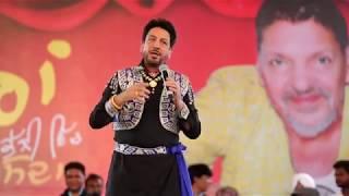 Dera Baba Murad Shah ji Mela Original Live Performance by Gurdas Maan ji, 1-2 May 2017