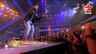 India's Raw Star: Darshan Raval puts up a Rockstar act!