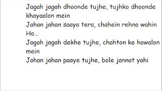 Aaj Dil Shayarana- Holiday- Full song lyrics 2014  (http://www.chatadda.in/)