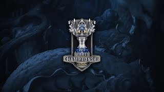 (REBROADCAST) 2017 World Championship: Play-In Day 4