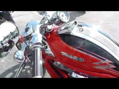 975684 - 2005 Harley Davidson V-Rod CVO   VRSCSE - Used Motorcycle For Sale