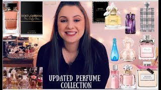 MY ENORMOUS (50+MORE) UPDATED PERFUME COLLECTION! 2019 | Prices? Notes? Long Lasting?